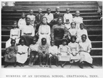 Members of an industrial school, Chattaooga, Tenn