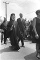 Archbishop Iakovos of the Greek Orthodox Church in Martin Luther King, Jr.'s funeral procession.