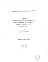 Thomas Fountain Blue, pioneer librarian, 1866-1935, 1955