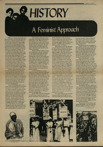 History a Feminist Approach