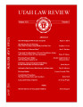 Utah Law Review 2011 Number 3