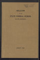 Bulletin of the State Normal School Duluth, Minnesota, Vol. III No. 2, August 1908