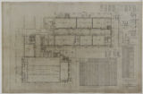 Cleveland Junior High School, Alteration / Addition, First Floor Plan
