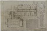 Cleveland Junior High School, Alteration / Addition, First Floor Plan