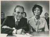 Benjamin Hooks and Margaret Bush Wilson
