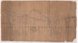 Map of Neuse River from Goldsboro to its mouth