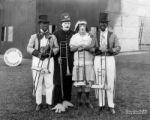 Denver Fire Dept clown band
