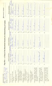 Student family histories: Burrell, Calvin (Porter)