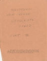 Walker -- Mississippi Freedom Democratic Party (Samuel Walker Papers, 1964-1966; Archives Main Stacks, Mss 655, Box 1, Folder 10)