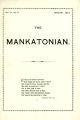The Mankatonian, Volume 11, Issue 5, January 1900