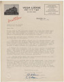 Letter from Vega Lodge #40 (I.O.G.T.) in Rockford, Illinois, to Governor B. M. Miller in Montgomery, Alabama.