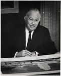 [Portrait of architect Paul R. Williams] (2 views)