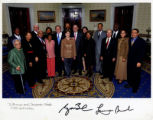 Presidential Medal of Freedom Signed Photo