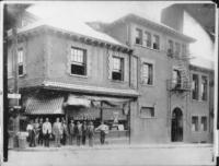 YMI (Young Men's Institute) Drug Store Exterior