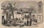 Execution of Ormond Chase by the Mexicans at Tepic, 1859