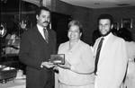 Crenshaw Chamber of Commerce award presentation, Los Angeles, 1986