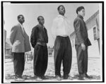 NAACP photographs of African Americans in the Marine Corps, during World War II