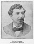 Rufus Mitchell; Grand Master of Illinois