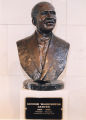 Bust of George W. Carver at the Alabama Department of Archives and History in Montgomery, Alabama.