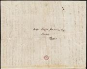 Letter to] Dear Bro: Garrison [manuscript