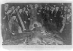 The burning of William Brown, Omaha, Neb., Sept. 28, 1919