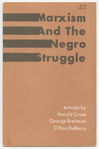 Marxism and the Negro Struggle