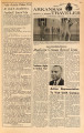 The Arkansas Traveler, November 11, 1971; Medicine Crosses Racial Lines: Says Noted Black Physician; Arkansas traveler (Fayetteville, Ark.); Traveler
