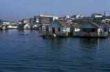 Manaus, floating houses