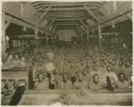 Movies!' Building No.1, Army Y.M.C.A., Camp Travis, Texas