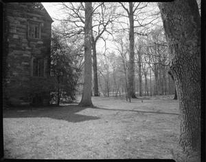 Mrs. Julia Cardozo's residence, April 1963 [cellulose acetate photonegative]