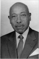 Portrait photograph of Jacob R. Henderson, Atlanta, Georgia, 1990?