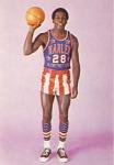 Bobby Hunter Harlem Globetrotters Card