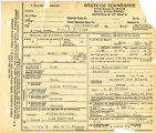 Phillips, Henry J. - death certificate