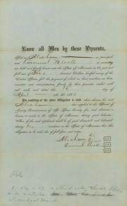 Abraham Free Negro Bond