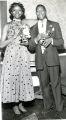 Barbara Chase-Riboud and Bobby Knox