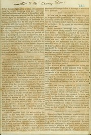 Thomas Butler Gunn Diaries: Volume 15, page 155, February 10, 1861 [newspaper clipping continued]