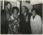 Benjamin and Frances with another couple