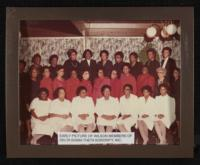 Early Picture of Wilson Members of Delta Sigma Theta Sorority, Inc.