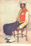 A soldier of the West India Regiment