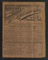 Price List of Groceries from J. Leachman & Son, Minneapolis, Minnesota