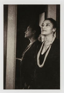 """Rose McClendon, from the unrealized portfolio """"Noble Black Women: The Harlem Renaissance and After"""""""