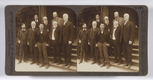 Booker T. Washington and Distinguished Guests