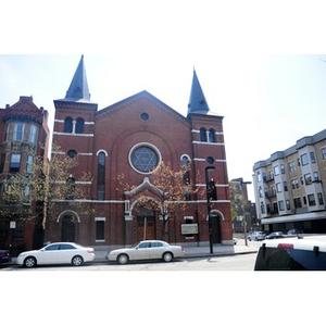 Columbus Avenue A.M.E. Zion Church.