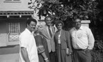 Harry Belafonte, Los Angeles, 1983