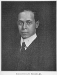 Roscoe Conkling Bruce, A. B.; Director, Academic Department, Tuskegee Institute; Member, Committee on Resolutions, Sociological Conference on the Race Problem