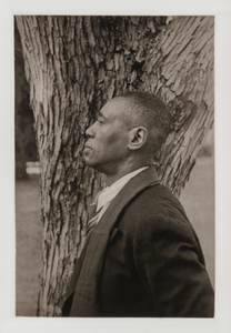 Horace Pippin, from the portfolio 'O, Write My Name': American Portraits, Harlem Heroes