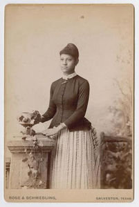 Unknown African American Woman