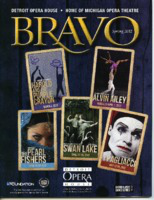 [Program] Bravo: Michigan Opera Theatre, Spring 2012