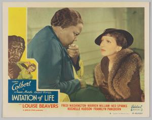 Lobby card for Imitation of Life