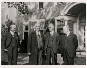 W.E.B. Dubois and others, 1936